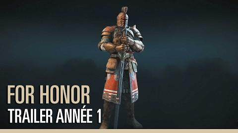 For Honor - Trailer Année 1
