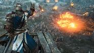 Knights warden - catapult strike