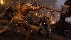 Viking campaign vs kensei
