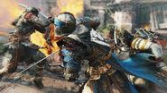 Le Samuraï attaque la Sentinelle