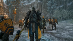 Valkenheim in Winter - Holden Cross