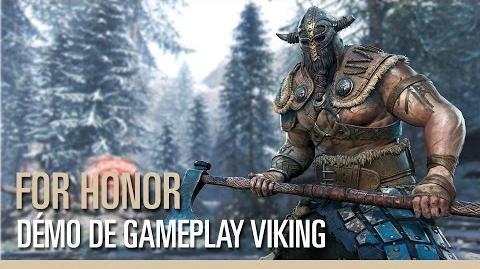 For Honor - Démo de gameplay Viking - E3 2016