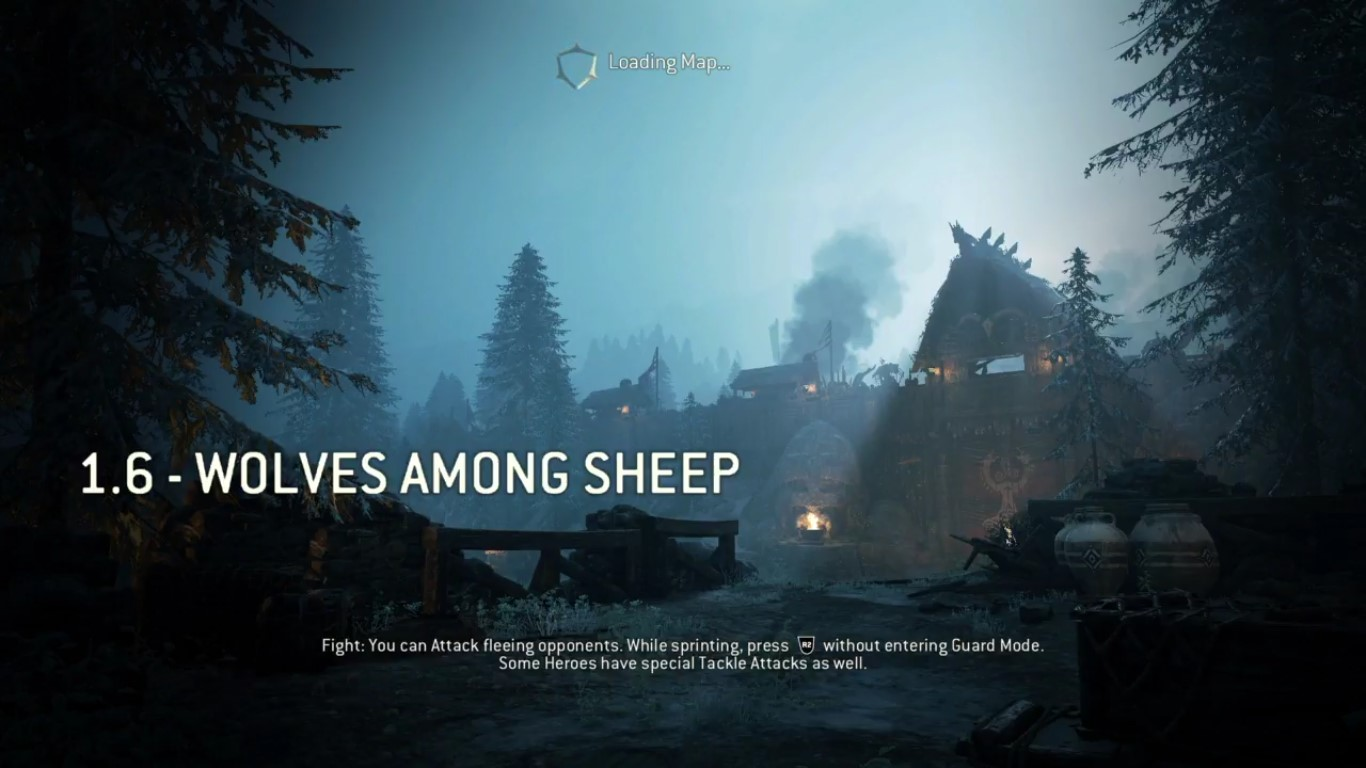 Wolves Among Sheep For Honor Wiki Fandom