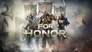 For Honor Keyart Logo