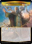 Magna, the Creator of Regalia