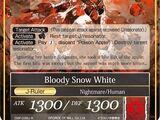 Bloody Snow White