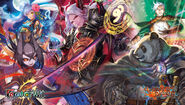 Advent of the Demon King Box Playmat