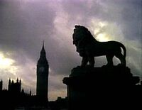 Nick Knight was in London during the Blitz.