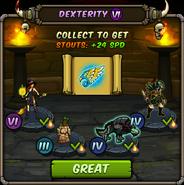 Dexterity stout set