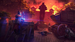 Environment Prologue CourtyardBattle 02 Promo.jpg