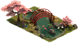 Nishikigoi-Teich Level 2