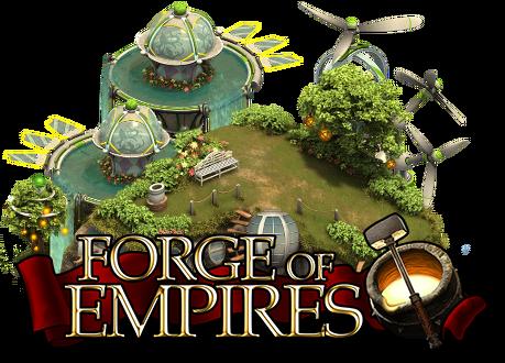 Logo: Forge of Empires - Zukunft