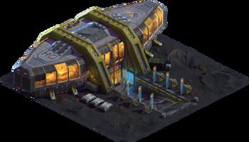 Asteroid Belt Town Hall