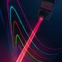 Forschung Nicht linearer Laserpuls
