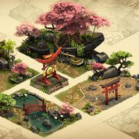 Cherry Garden Set Forge Of Empires Wiki Fandom