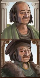 Mittelalterlicher Gütermeister
