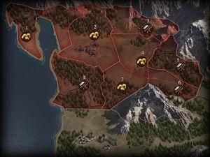 Karte von Embruinez