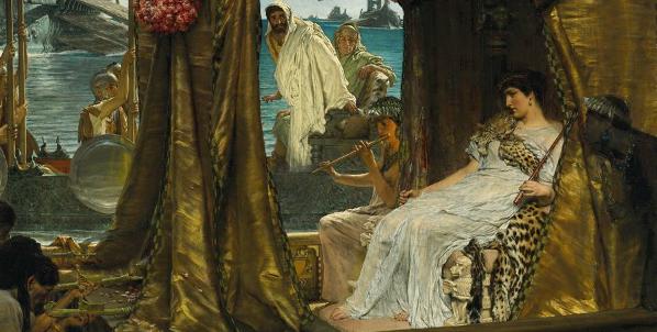 Cleopatra Historical Questline