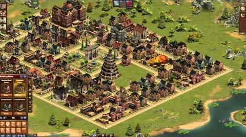 Forge of Empires Great Buildings Walkthrough Video