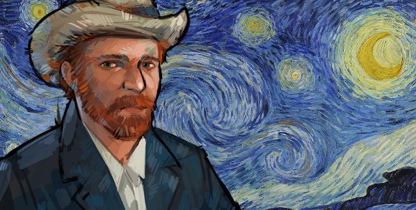 Vincent van Gogh Historical Questline