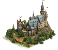 Castle System Lvl 15