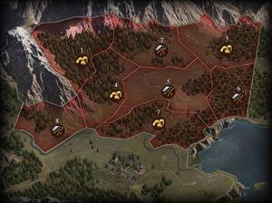 Karte Gabordeaux