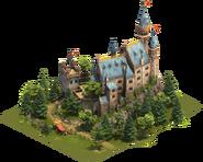 Castle System Lvl 11