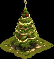 Festlicher Baum