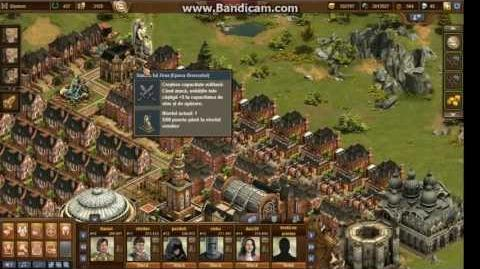 Forge of Empires Industrial Age Gameplay(Ro) HD(720p)