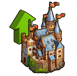 Castle system reward building upgrade