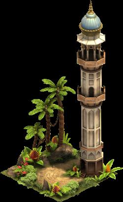 Westlicher Palastturm