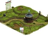 Nachhaltige Reisfarm