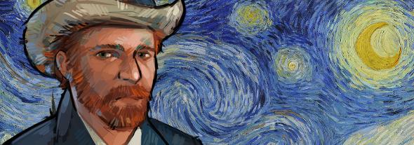 Hintergrundbild Vincent van Gogh-Event 2018