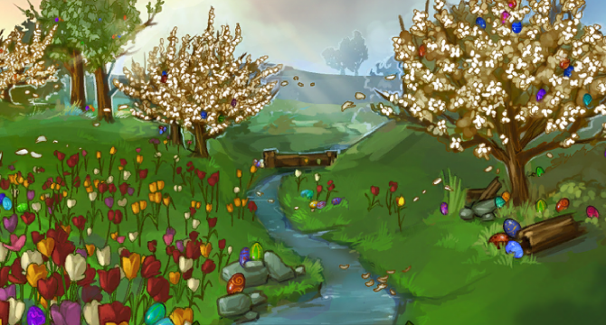 2016 Easter Event