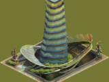 Dynamischer Turm