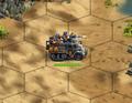 Mechanized Infantry firing