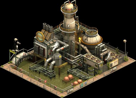 Flüssigerdgas-Werk