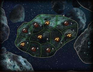 "Asteroid ""TB-15 X-7"""