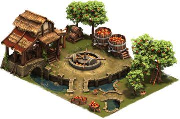 Forge Of Empires Apfelmühle