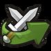 Reward icon boost icon attack