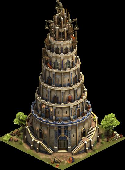 Turm Zu Babel Forge Of Empires Wiki Fandom