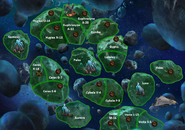 Space Age Asteroid Belt Map 2
