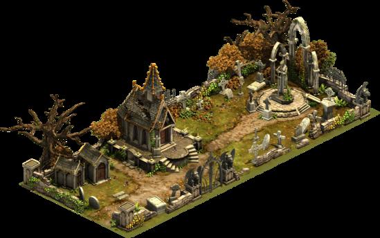 Monumentaler Friedhof