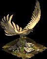 Phönix-Statue