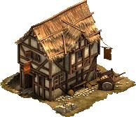 Mehrgeschossiges Haus