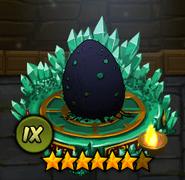Scorpion EggIX