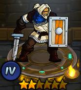Bright swordsman