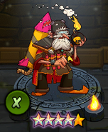 Mr. Boom, The Crazy PyrotechnistX