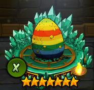 Rainbow EggX