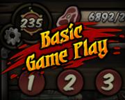 Basic Game Play
